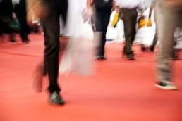 Magento Shopify Developer UK Berkshire Surrey Hampshire ERP Systems Integrator Image People walking blurred image