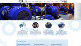 MODx website design and development for EMR Silverthorn